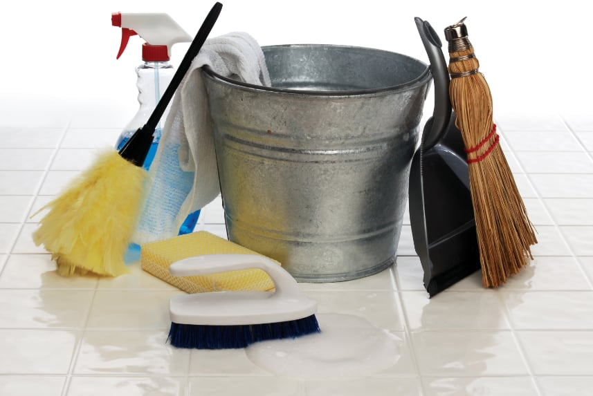 Indianapolis apartment cleaning supplies